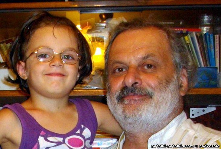 Бизнес тренер продажи Иосиф Хусенский с дочерью Алиной.